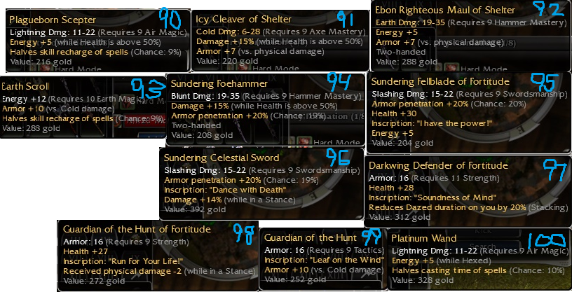 Posts by Montrell - Page 3 - Guild Wars Legacy